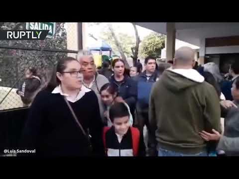 طفل يطلق النار في مدرسة مكسيكية