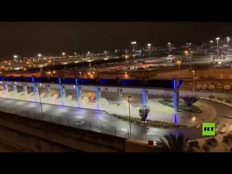 كورونا يعطل مطار بن غورويون