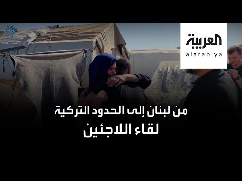 لقاء مؤثر لسوري بوالديه بعد أن فرقتهم الحرب 7 سنوات