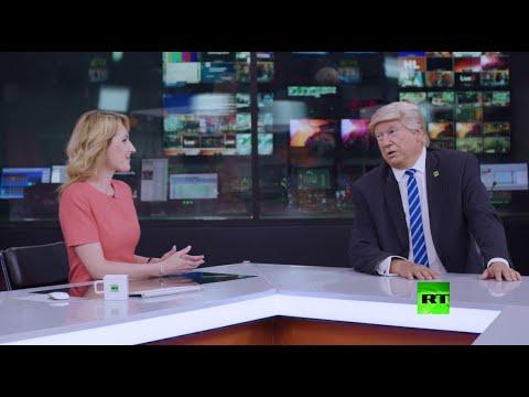 قناة فضائية روسية تعرض وظيفة على الرئيس الأميركي