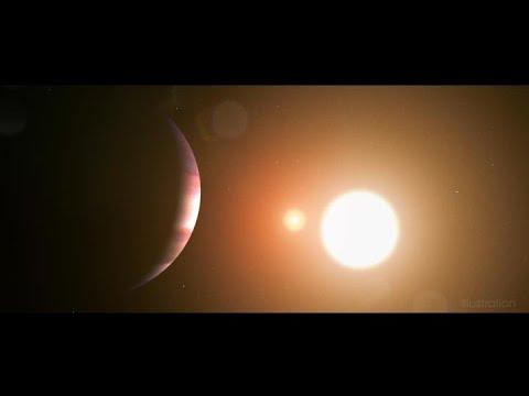مراهق يكتشف كوكباً 7 أضعاف حجم الأرض ويدور حول نجمين