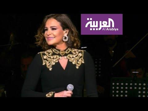 الفنانة اللبنانية كارول سماحة تؤكد أن المرأة السعودية صبورة جدًا