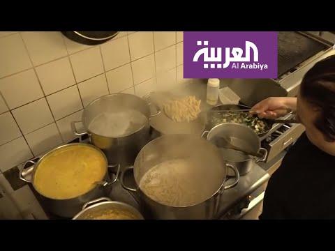 قصة طباخ مغربي يعد الطعام مجانًا لمستشفيات بريطانيا
