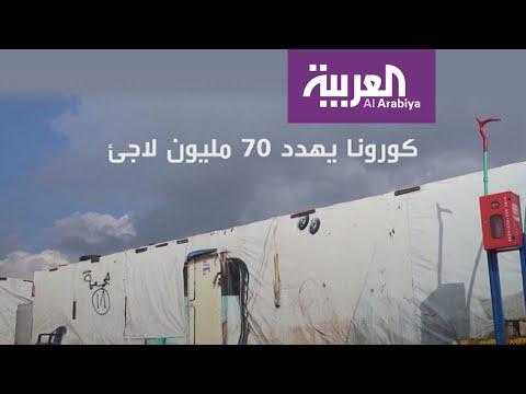 70 مليون لاجئ ينتظرون السيناريو الأسوأ بالمخيمات بسبب  كورونا