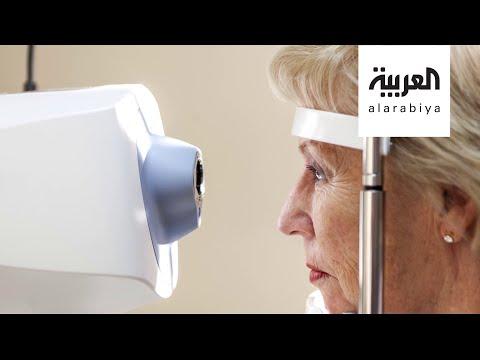 شاهد تراكم البخار على النظارة بسبب الكمامات يزيد عمليات تصحيح النظر