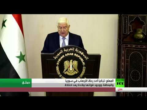 شاهد سورية تتهم تركيا بدعم التطرف ورعايته في المنطقة