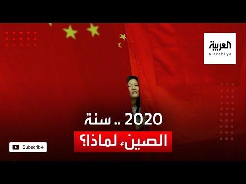 شاهد الإعلام العالمي يطلق على 2020 أنها سنة الصين
