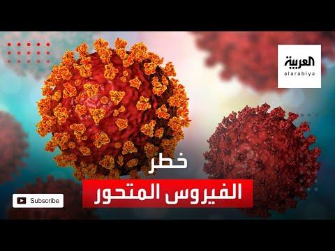 مخاطر  الفيروس المتحور ومقارنة شراسته مع  الأصلي