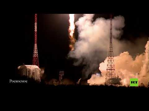 نجاح إطلاق صاروخ سويوز – 21 بي